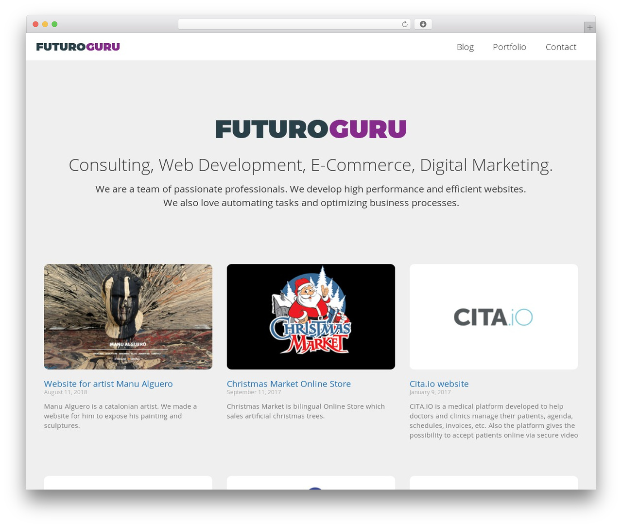 GeneratePress theme WordPress free - futuroguru.com