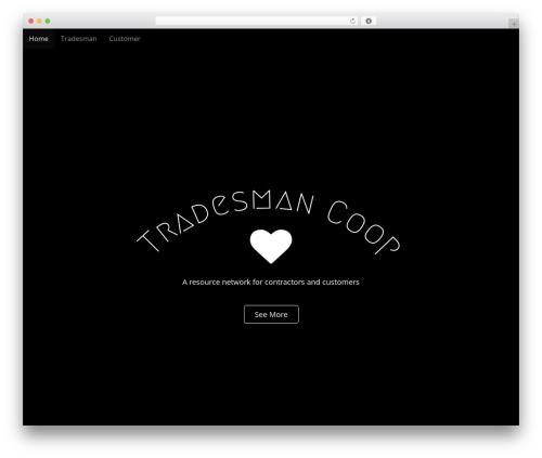 Arcade Basic WordPress theme free download - tradesmancoop.com