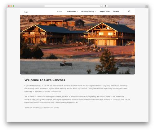 Uncode premium WordPress theme - nxbar.com