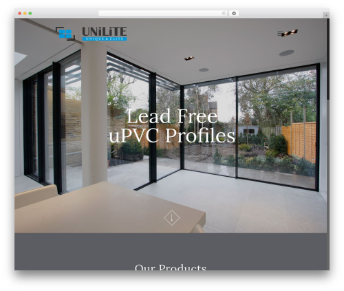 Betheme premium WordPress theme - uniliteprofiles.com