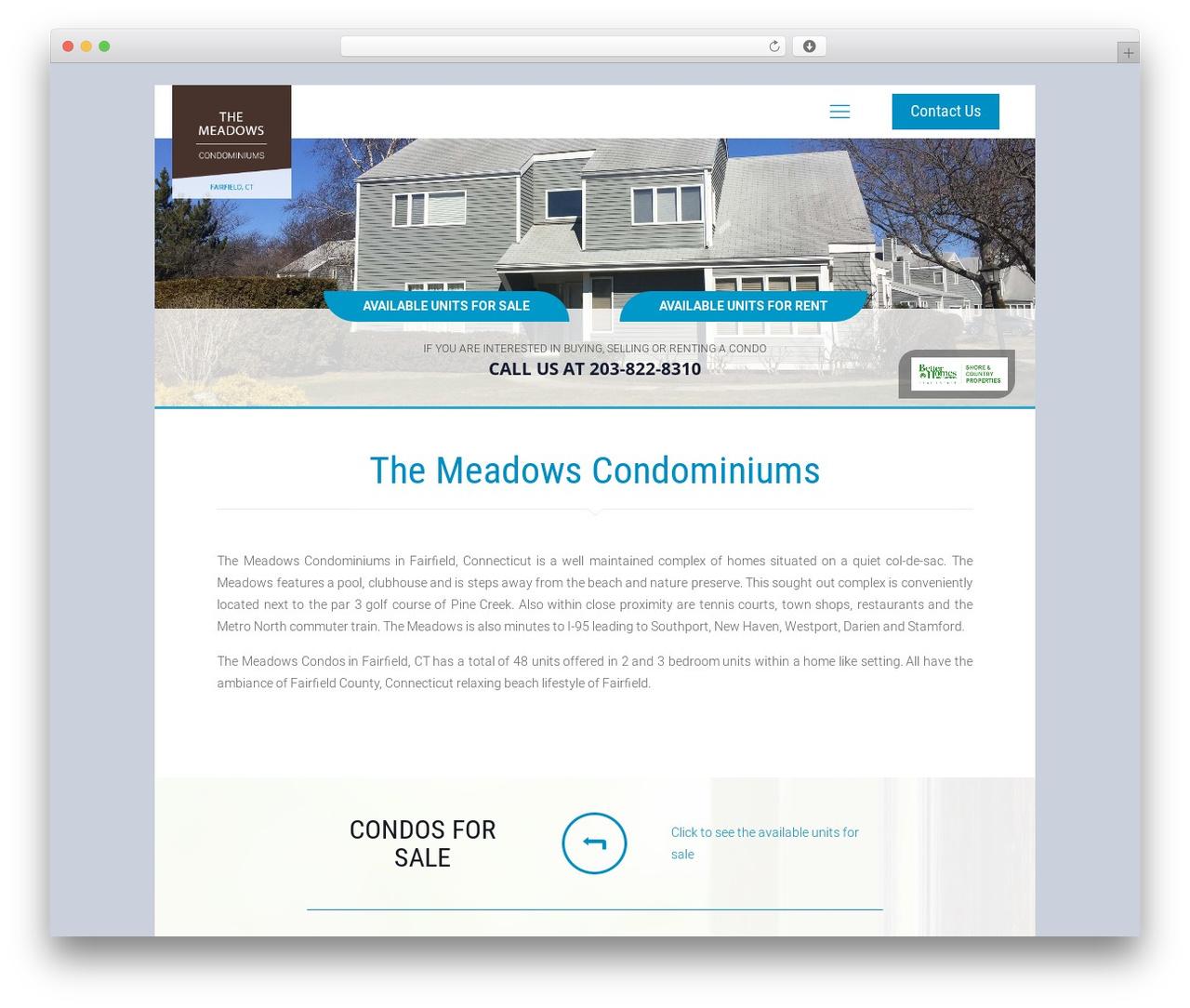 Betheme best WordPress template - themeadowscondos.com