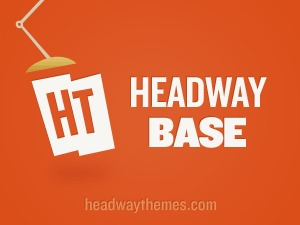 Headway Base WP template