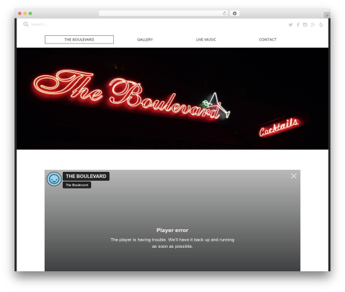 Matheson Pro theme WordPress - theboulevardoc.com