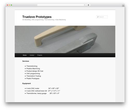 Free WordPress Page Visit Counter plugin - trueloveprototypes.com