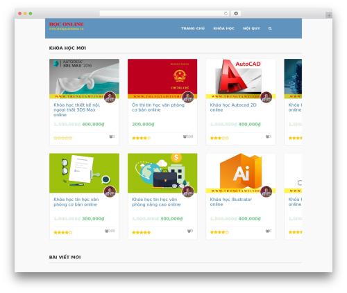 WordPress vibe-course-module plugin - trungtamtinhoc.vn