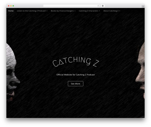 Best WordPress theme Arcade Basic - catchingz.com
