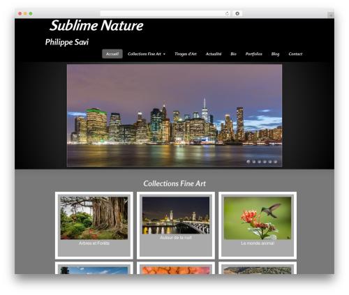 Striking MultiFlex & Ecommerce Responsive WordPress Theme WordPress store theme - sublimenature.com