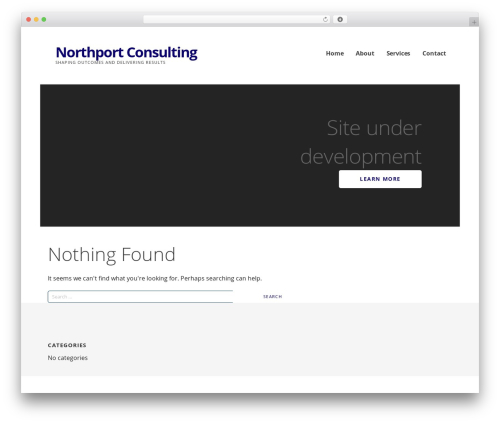 Theme WordPress Ascension - northportconsulting.com