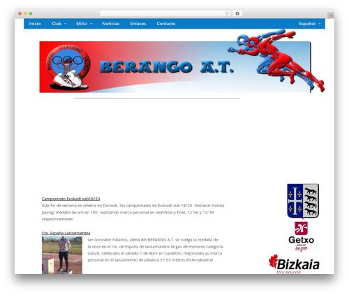 MesoColumn WordPress free download - berangoatletismo.com