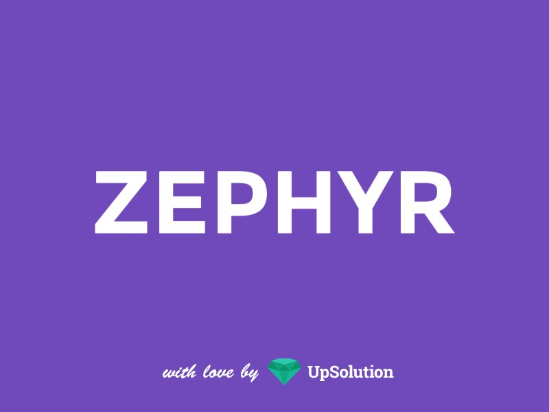 Zephyr (shared on themelot.net) WP template