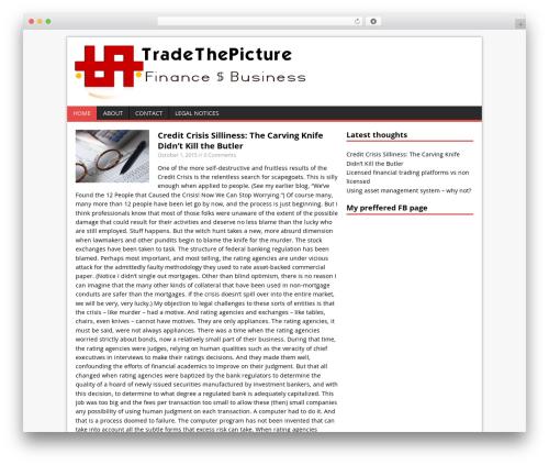 MH Magazine lite newspaper WordPress theme by MH Themes - page 4