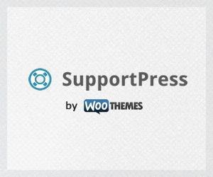 SupportPress theme WordPress