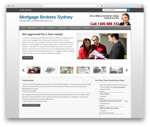 Template WordPress Delicious Child Theme - topmortgagebrokerssydney.com.au