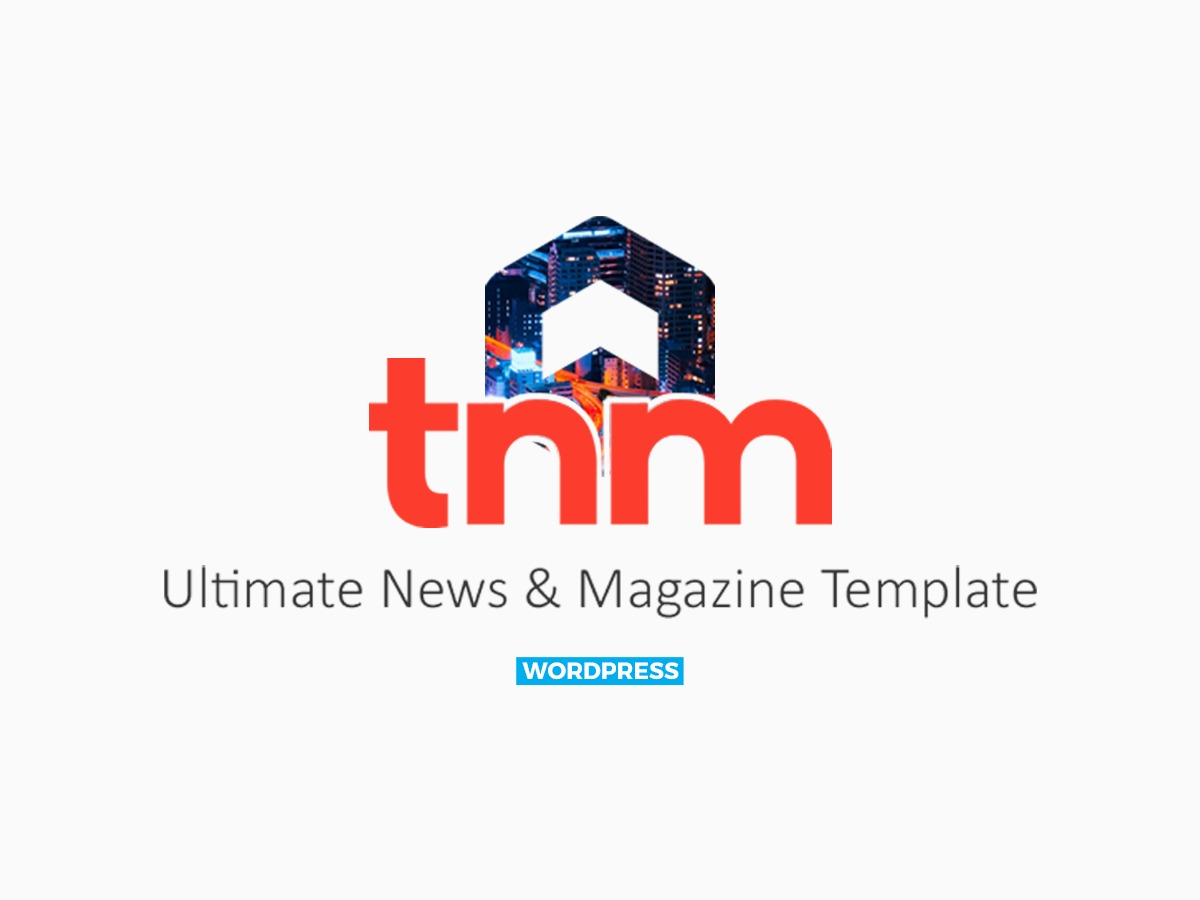 The Next Mag WordPress blog template