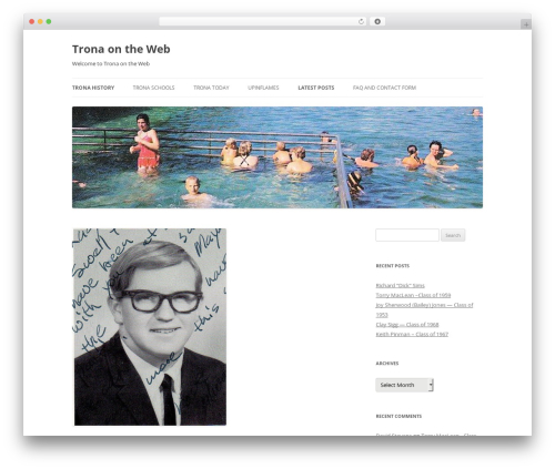 Twenty Twelve theme free download - trona-ca.com