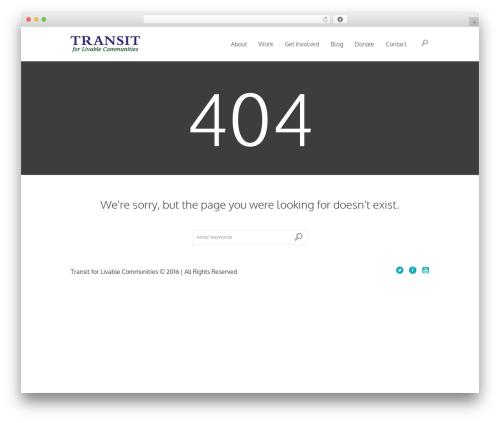 WordPress theme EcoNature - tlcminnesota.org