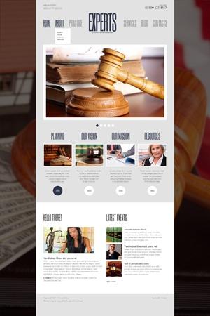 WordPress Theme Law Firm business WordPress theme