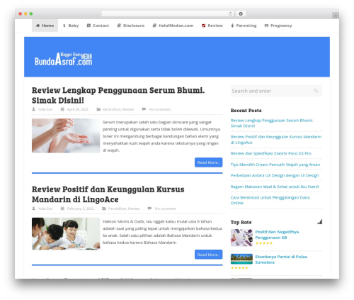 ktz freak best WordPress theme - bundaasraf.com