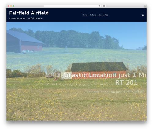 Sydney best WordPress template - fairfieldairfield.com