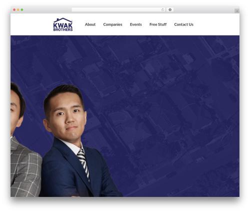 Betheme best real estate website - thekwakbrothers.com