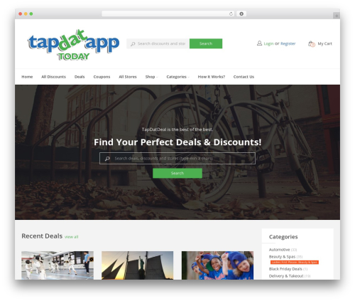 CouponXxL theme WordPress - tapdatapp.today