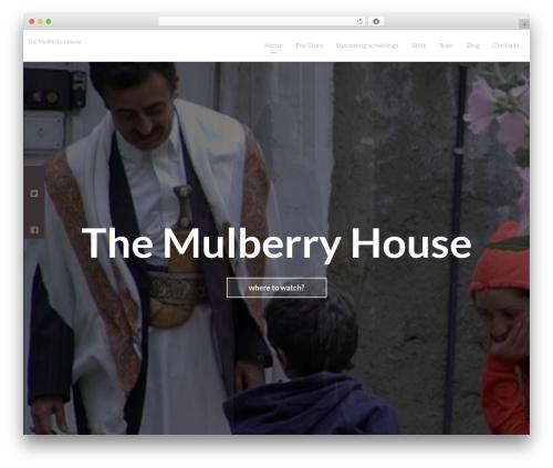 Light Dose WordPress template - themulberryhouse-doc.com