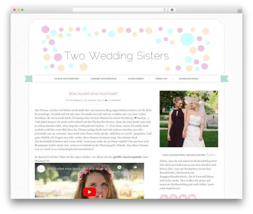 Free WordPress Contextual Related Posts plugin - twoweddingsisters.com