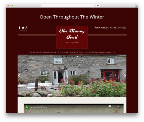 Free WordPress WordPress Gallery Plugin – NextGEN Gallery plugin - themunnytrail.ie