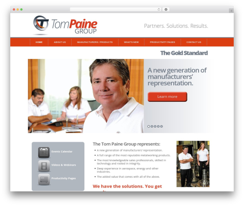 Toolbox Child - Tom Paine Group WordPress theme - tompainegroup.com