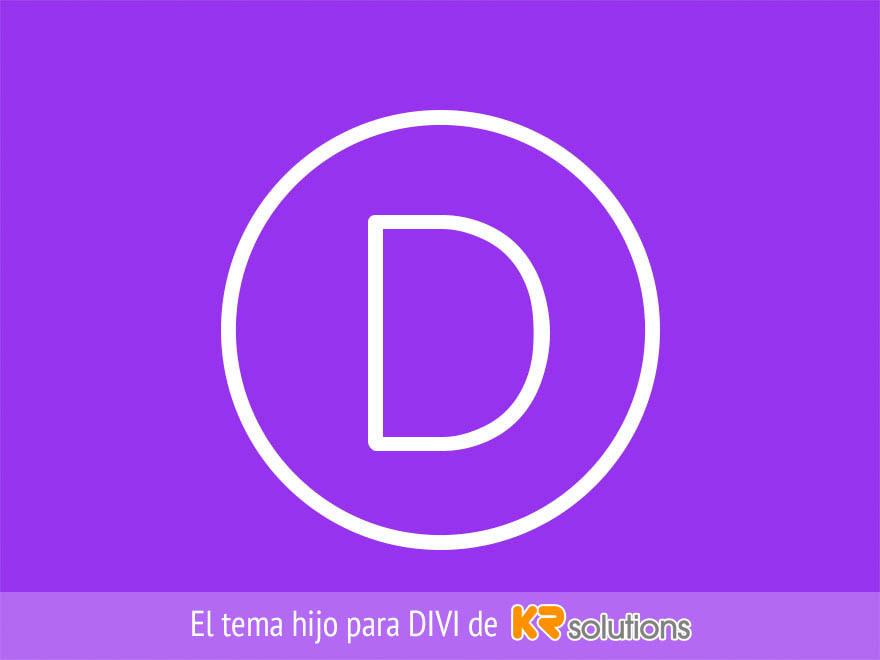 WordPress theme Divi Child
