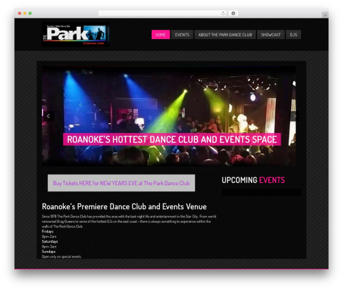 Clubber | Shared By Themes24x7.com best WordPress template - theparkroanoke.com