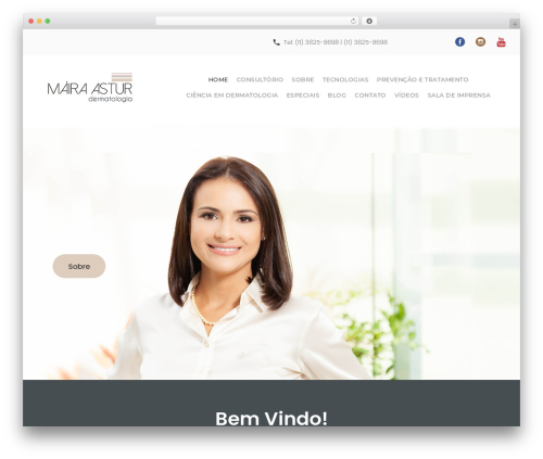 WP theme counselor - mairaastur.com