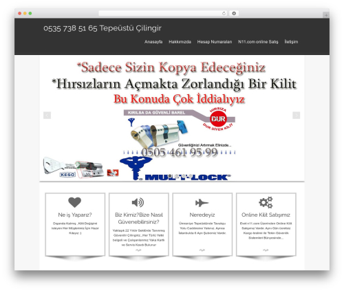 isis WordPress template free - tepeustucilingir.com