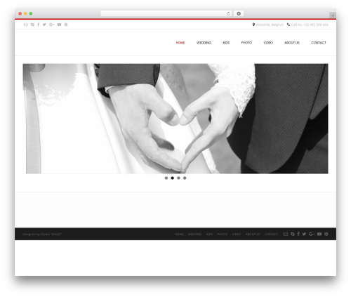 Conica best free WordPress theme - studioeagle.com