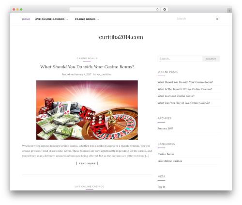 Activello WordPress free download - curitiba2014.com