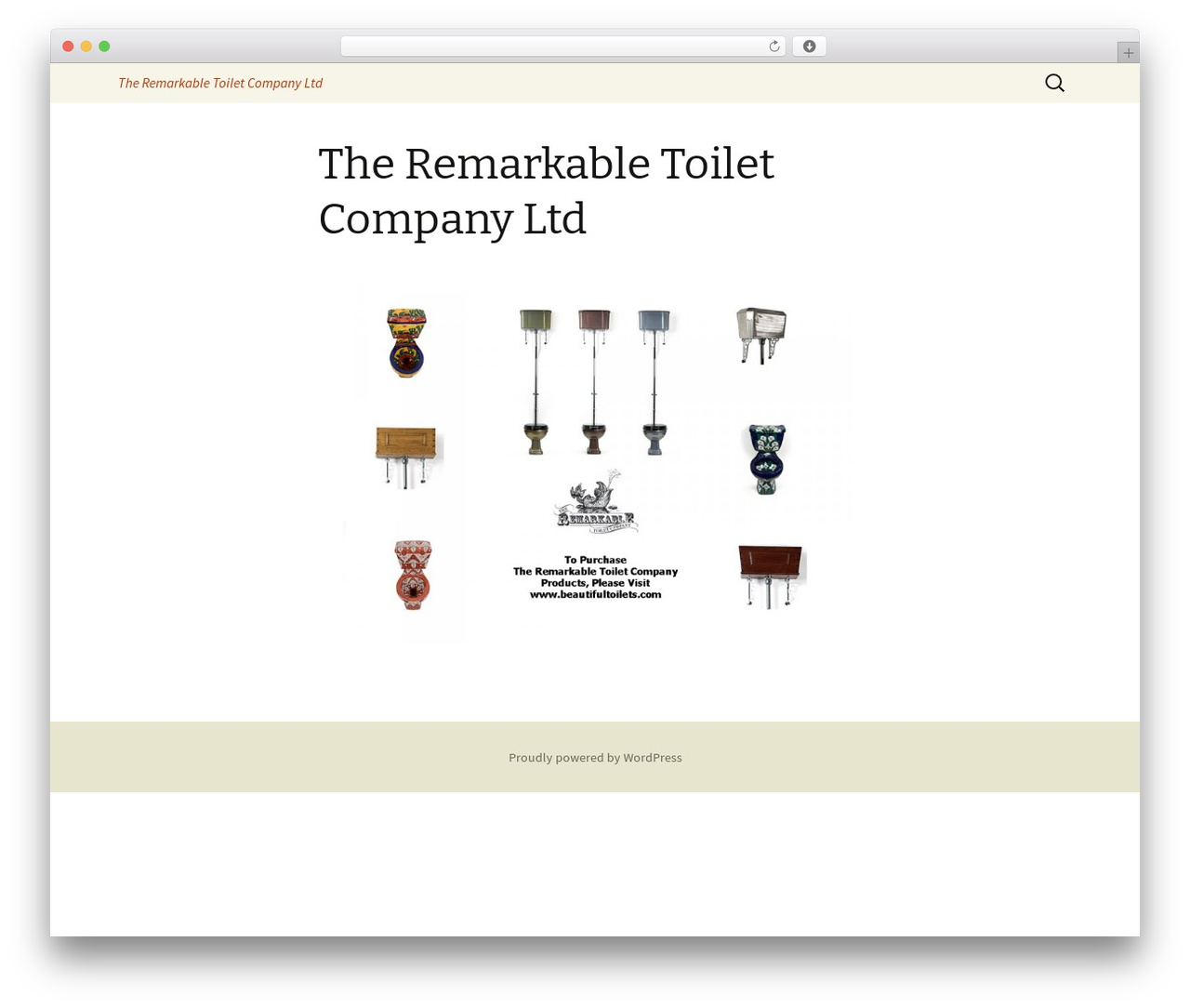 Twenty Thirteen theme free download - remarkabletoilets.com