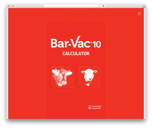 Applay WordPress template - barvac10calculator.com