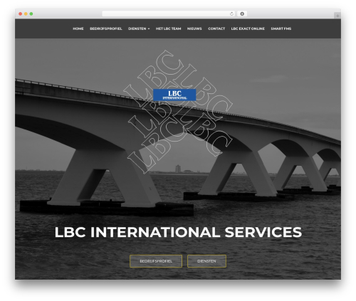ResponsiveBoat theme WordPress free - lbcnl.com