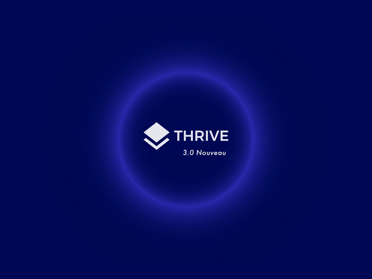 Thrive Nouveau business WordPress theme