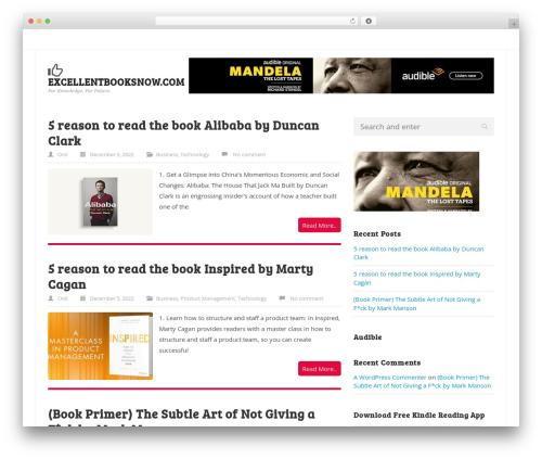 WP template ktz freak - excellentbooksnow.com