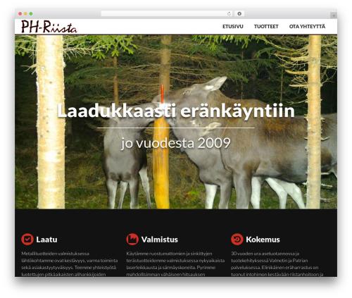 Free WordPress Companion Sitemap Generator plugin - ph-riista.fi