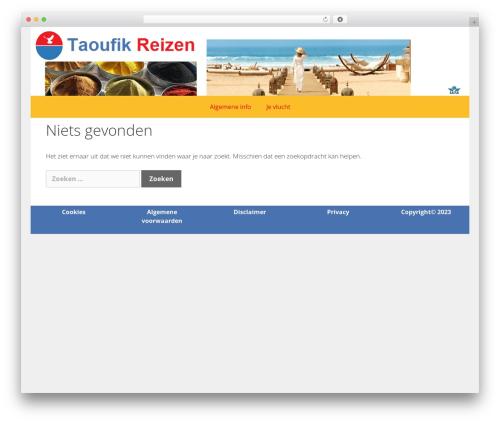 GeneratePress WordPress theme free download - taoufikreizen.nl