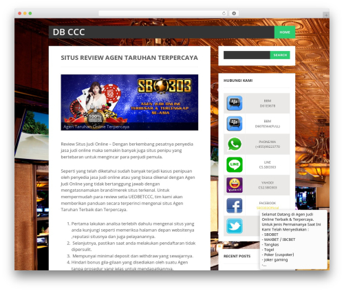 Mh Cicero Lite WordPress Blog Template By Mh Themes Page 7