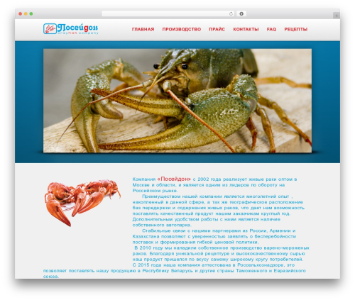 Method best WordPress template - poseidon-raki.ru