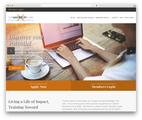 Best WordPress template TK - twclass.org