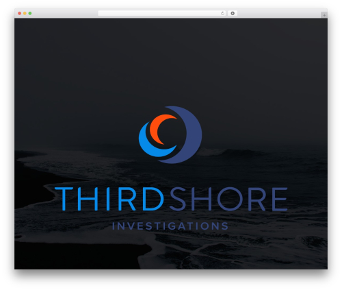 WordPress theme Divi - third-shore.com
