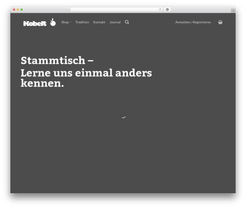 WordPress woocommerce_postfinancecw plugin - mostereikobelt.ch