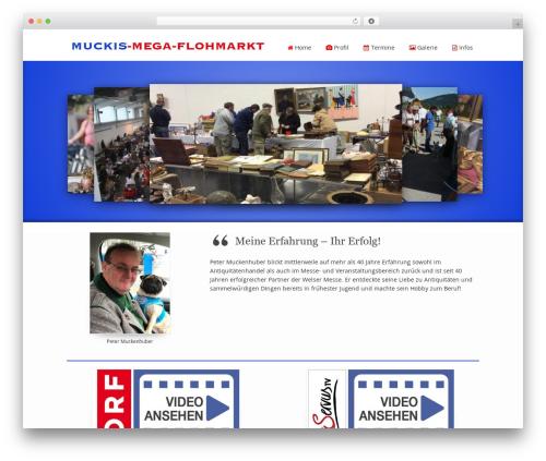 Striking MultiFlex & Ecommerce Responsive WordPress Theme WordPress shop theme - muckis-mega-flohmarkt.at