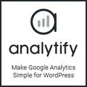 Free WordPress Contact form 7 Google Analytics Tracking by Analytify plugin