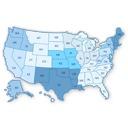 Free WordPress Interactive US Map plugin